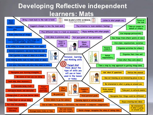 reflective independent learner