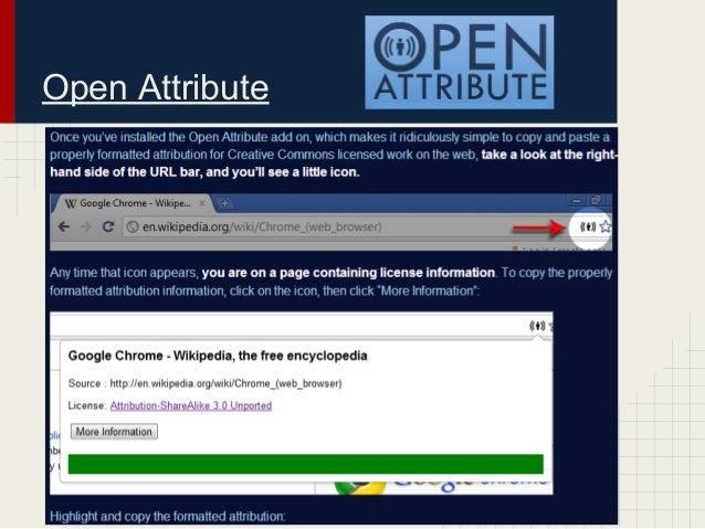 Open Attribute