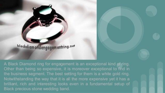 Secrets About Black Diamond Engagement Rings