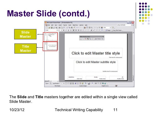 how to create a master template in powerpoint - creating powerpoint templates