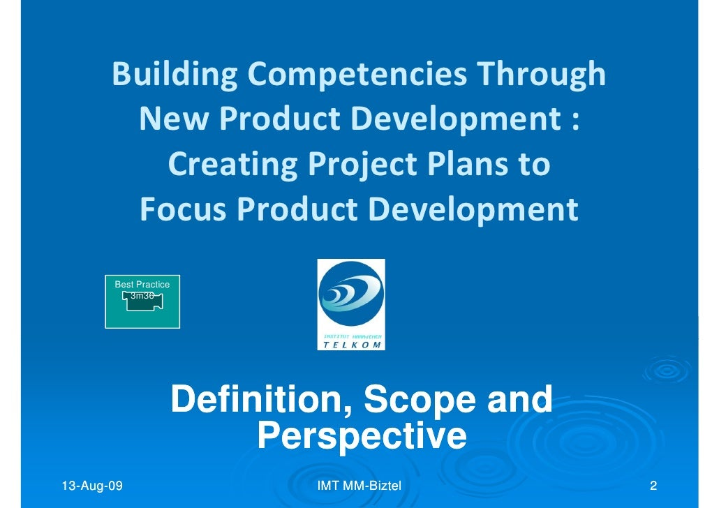 creating project plans to focus product development The project charter is the planning team's concise statement  how will creating this web site support your  before you begin a site development project,.