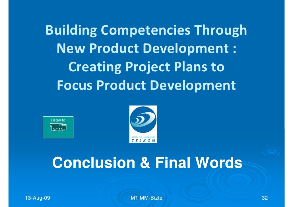 creating project plans to focus product development As a product development and project manager at singtel optus  s c and clark k b (1992) creating project plans to focus product development, harvard.
