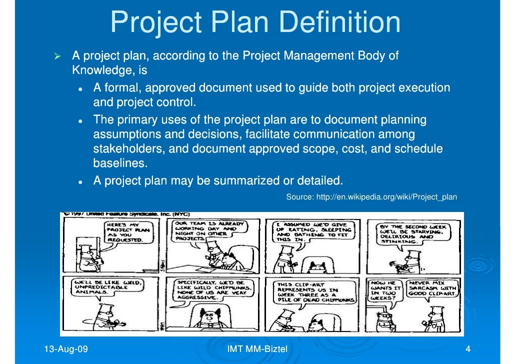imt lecture creating project plans to focus product development mm bi u2026