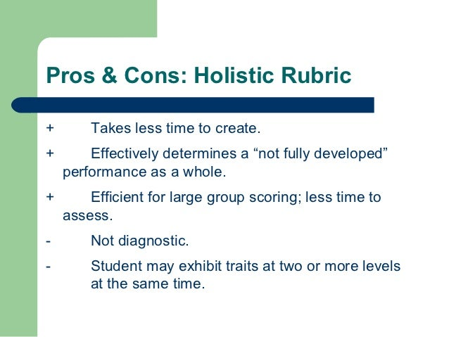 pros and cons essay rubric You should also review the synthesis essay rubric to remind yourself  pro  con using the ideas above, formulate arguments with supporting details here.