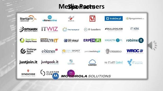 Sponsors Silver Sponsors Strategic Sponsor Media Partners