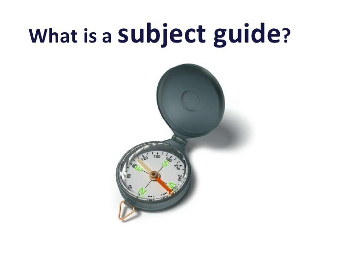 Creating Subject Guides for the 21st Century Library by Buffy Hamilton September 2011 Slide 3