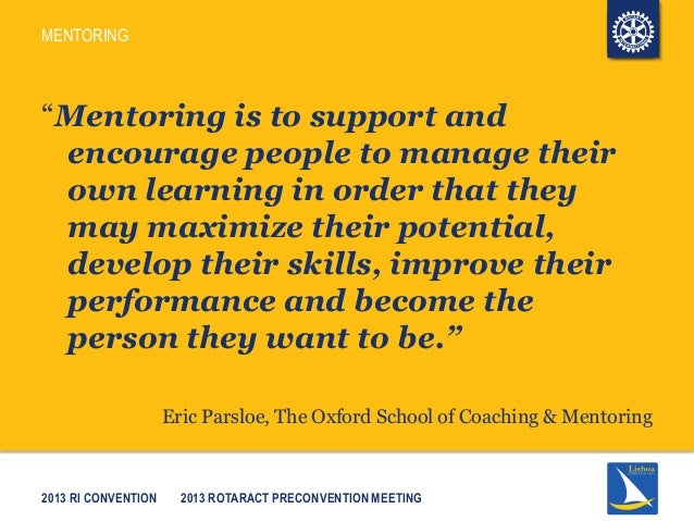 Creating Successful Mentoring Relationships As A Mentor And Mentee