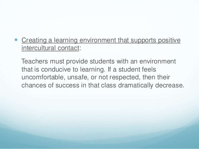 Productive learning environment essay - who is your.