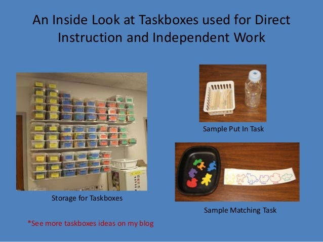 Special Education Classroom Decoration : Creating systems for success in a early childhood special