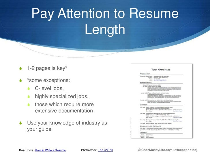 creating the ultimate resume 34 epic tips examples
