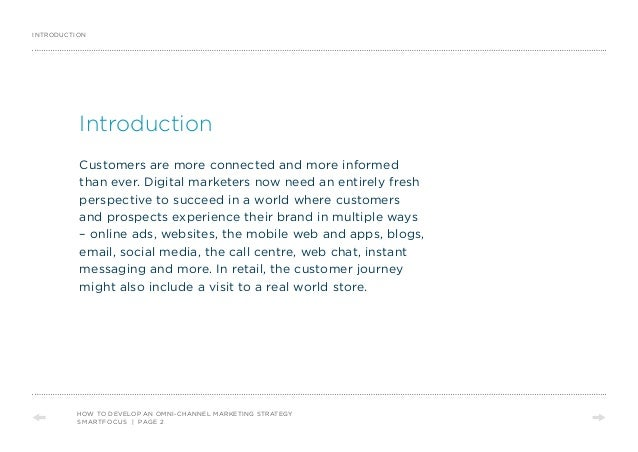 Creating truly personal omni-channel customer experiences by Brian Solis and Smartfocus Slide 2