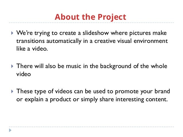 How to create a Free Video Slideshow on Android with Picovico Slide 2