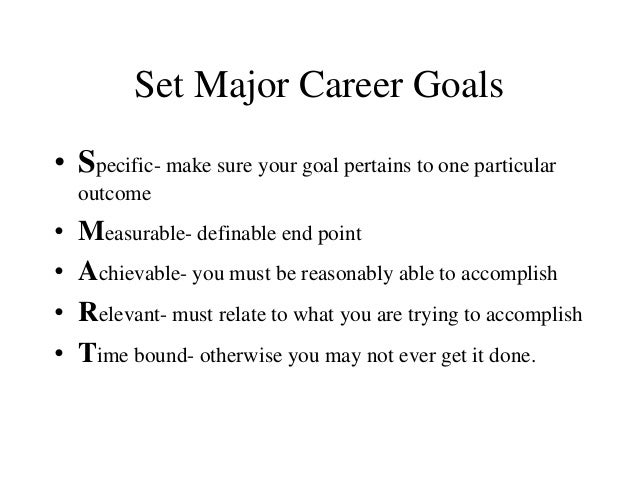 Creating your career blueprint perspective 10 set major career malvernweather Images