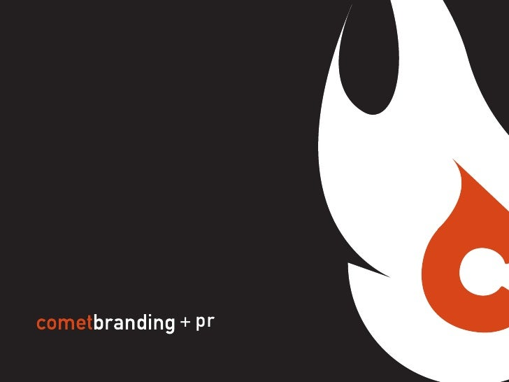 comet branding + pr how to create your personal brand through social media laura gainor pr+social media strategist comet b...