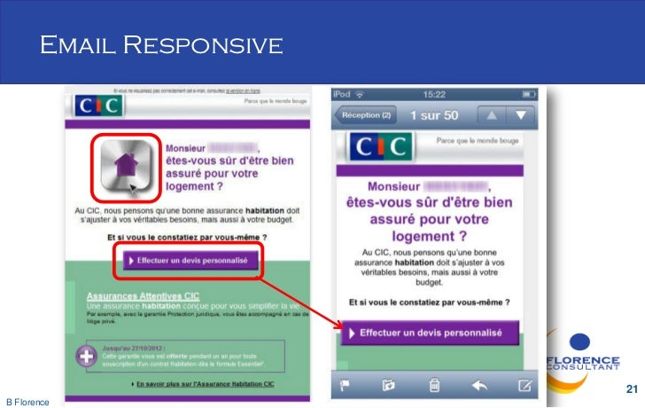 Email Responsive                          21B Florence