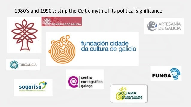 Creation and degradation of the celtic image of galicia
