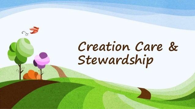 Creation Care & Stewardship