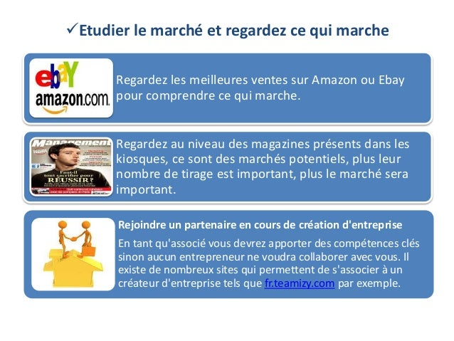 Creation d entreprise for Tendance creation entreprise