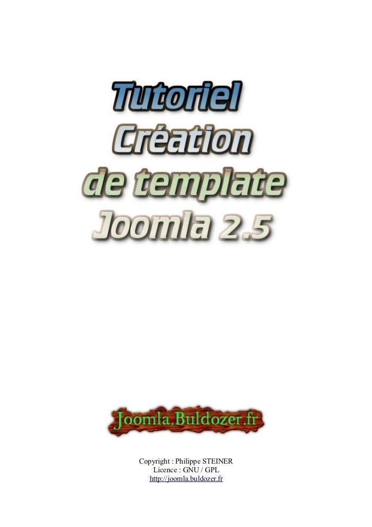 Copyright : Philippe STEINER   Licence : GNU / GPL  http://joomla.buldozer.fr