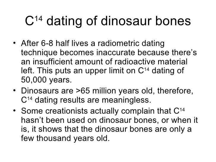 creationism vs radiometric dating Christian evidence hopes to enable christians to defend creation vs evolution the radiometric dating methods have a less convenient partner in the form of.