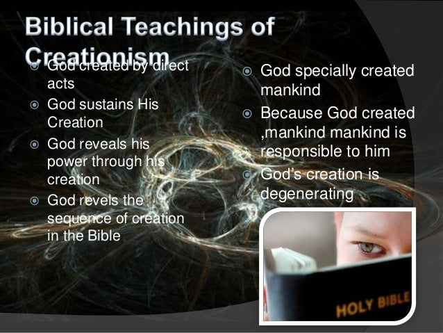 a comparison of evolution versus creation Description of the creation vs evolution controversy creationism is based on faith whereas evolution is a testable scientific theory.