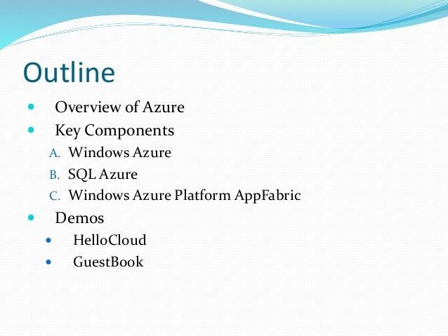 Creation of cloud application using microsoft azure by vaishali sahare [katkar] Slide 2