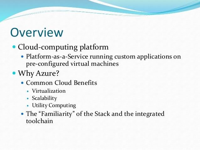Creation of cloud application using microsoft azure by vaishali sahare [katkar] Slide 3