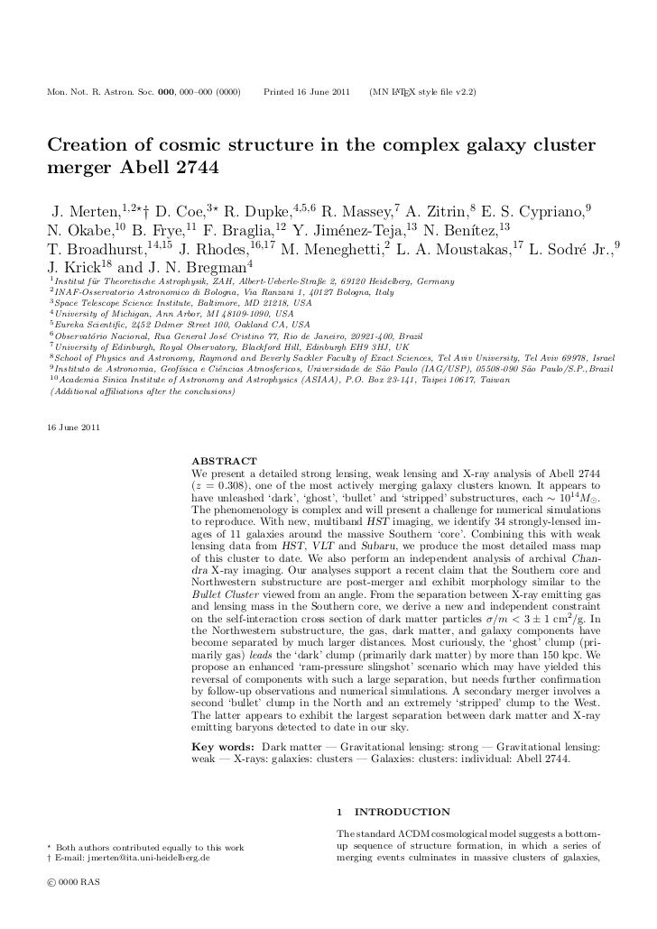 Mon. Not. R. Astron. Soc. 000, 000–000 (0000)     Printed 16 June 2011     (MN L TEX style file v2.2)                      ...