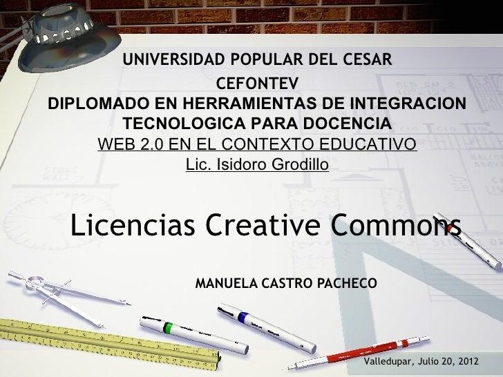 UNIVERSIDAD POPULAR DEL CESAR                    CEFONTEVDIPLOMADO EN HERRAMIENTAS DE INTEGRACION       TECNOLOGICA PARA D...