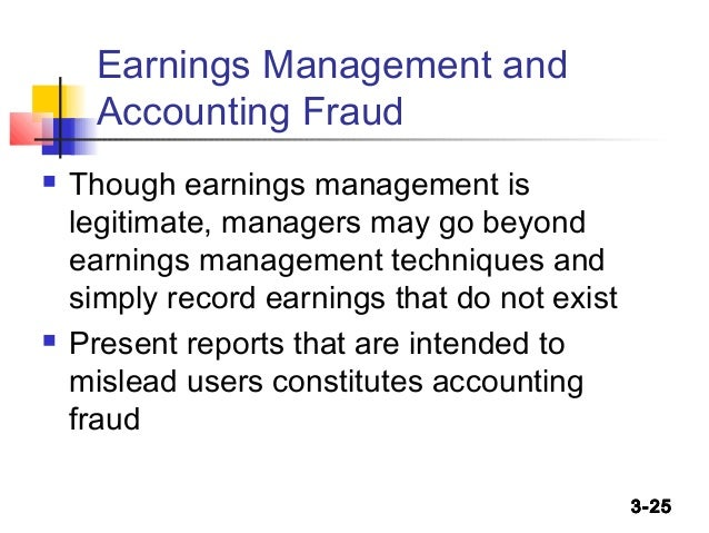 creative accounting and earnings management Freebase (000 / 0 votes) rate this definition: creative accounting creative accounting and earnings management are euphemisms referring to accounting practices that may follow the letter.