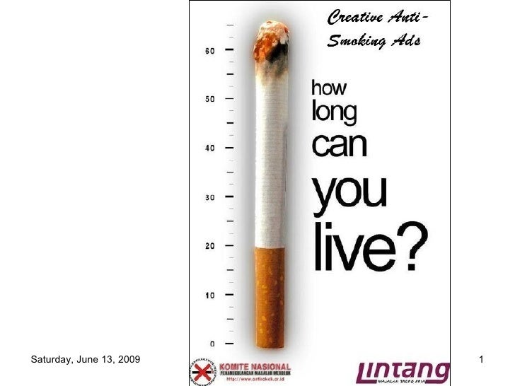 anti smoking campaign essay Objective to assist in planning anti-smoking advertising that targets youth using five us state campaigns, one us research study, and a canadian initiative as.