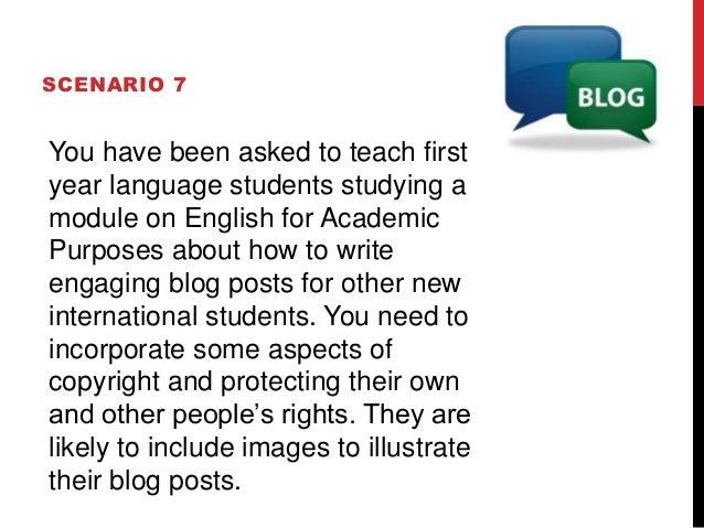 how to write a copyright