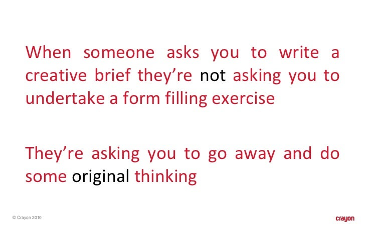 How to write an amazing creative brief (plus free template!)
