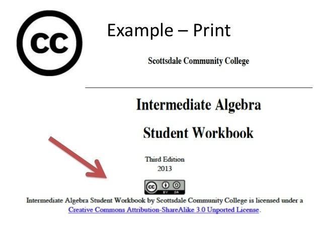 Example – Print