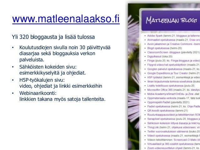 Creative commons  lisenssit ja avoimet materiaalit 9.4.21