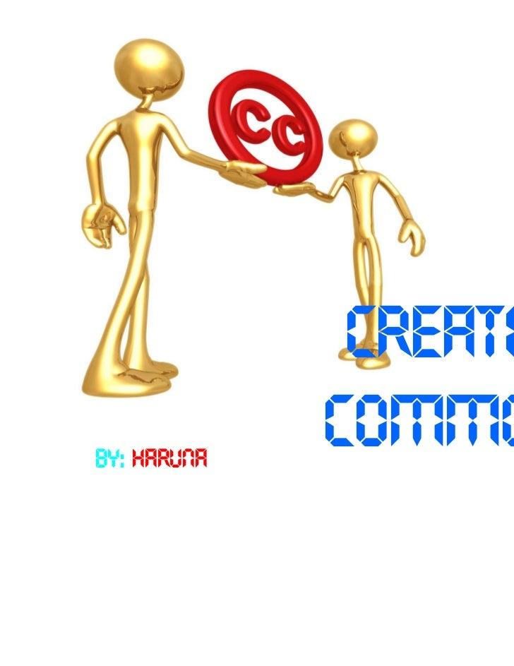 CREATIVEBy: Haruna             COMMONS