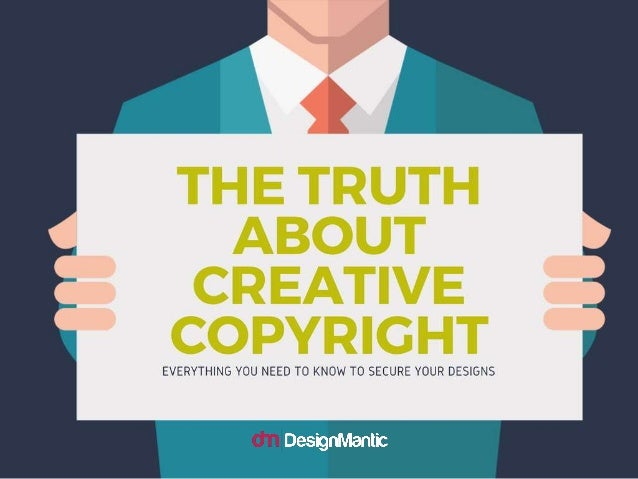 The Truth About Creative Copyright