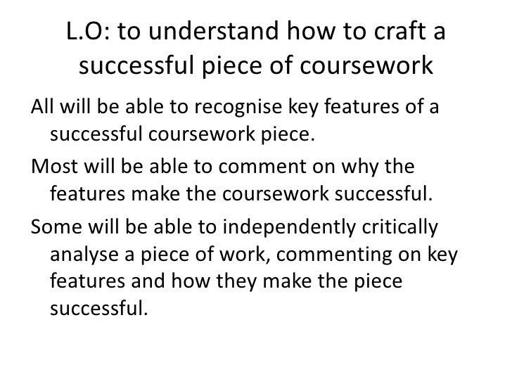 Coursework Essay 3
