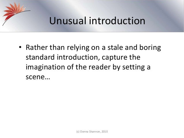 an introduction to the importance of creativity Creative problem solving 24 dsd 2 talk introduction finding and practicing the development of ideas is an important aspect to becoming more creative 4.