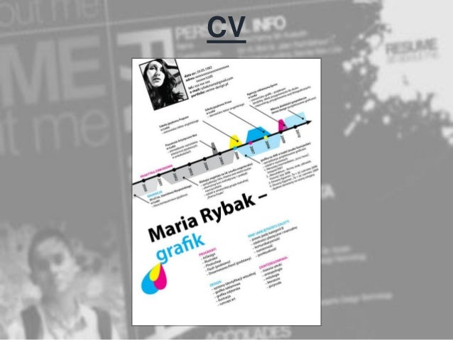 creative cv and resume designs