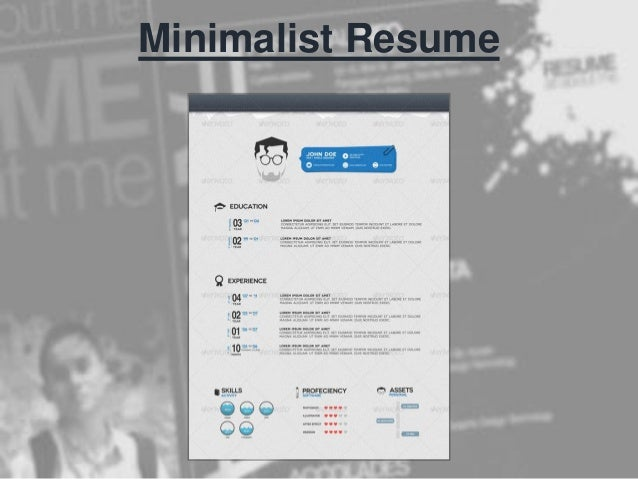 Creative Resume First Edition ...  Creative Resume Designs