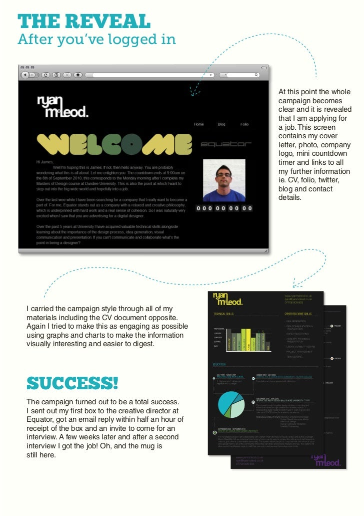 the creative cv guide