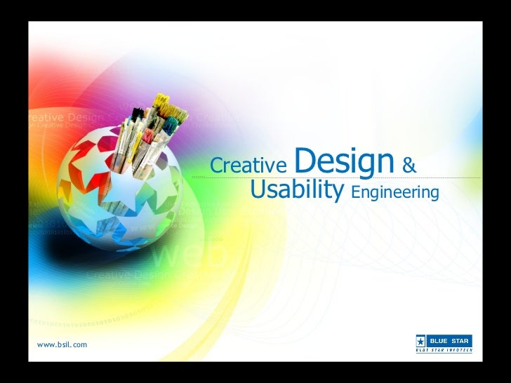 Creative  Design  &  Usability   Engineering