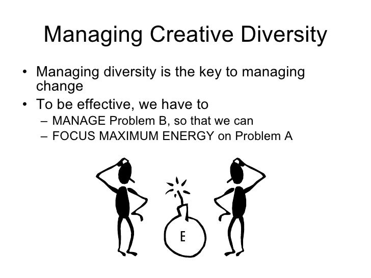 how to effectively manage diversity in an organization Being a good manager is all about running the show while producing effective results you are not only seen as a leader but are also expected to be fair.