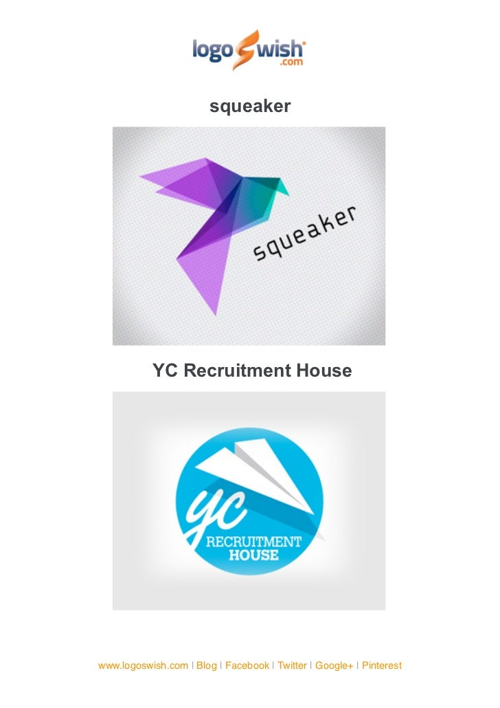 Creative Examples Of Origami Logo Design For Inspiration