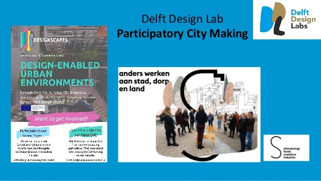 DESIGNSCAPES Objectives 1. CITY SNAPSHOTS will assist the project in identifying needs, opportunities and challenges for D...