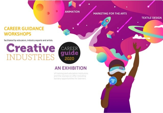 Creative industries Expo Spreads