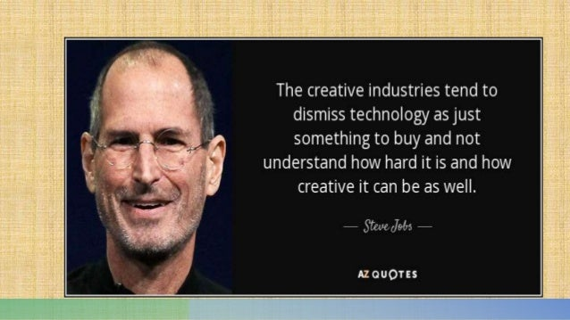 Creative industries in arts & culture practice