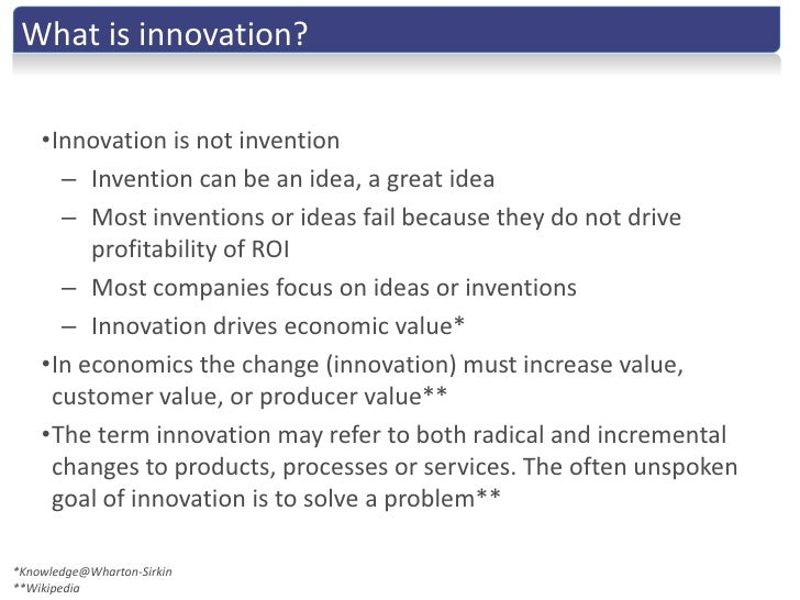 what drives innovation in apple Everyone talks about innovation and its importance, yet we see many companies  struggle with innovation including companies like apple.