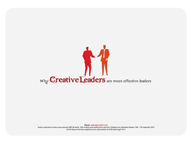 w}g®: eafiveLeatleg: 's    are more effectiveieaders  Sourte:  uppingyourelvismm VouGov conducted an anline survey amongst ...